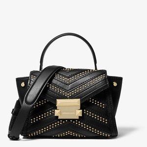 Michael Kors Bags - Michael Kors Whitney studded mini messager bag